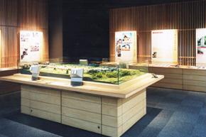 柏原宿模型コーナー(常設展示室)